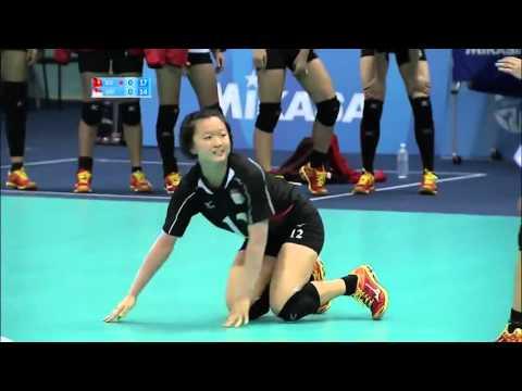 Trần Thị Thanh Thúy: Những Tình Huống Ghi Điểm Tại Seagames 28