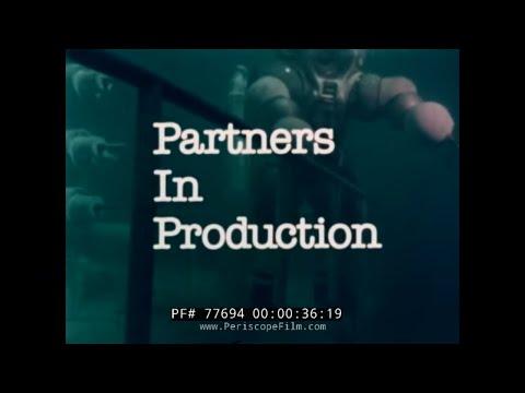 OCEANEERING INTERNATIONAL UNDERWATER ATMOSPHERIC DIVING SUIT  PROMO MOVIE  77694