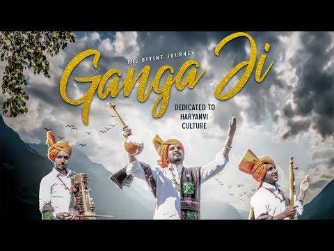 GANGA JI    The Divine Journey    Somesh Jangra    4K Video