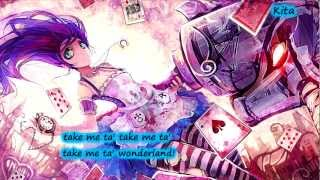 KitaNightcore - Wonderland [Lyrics]