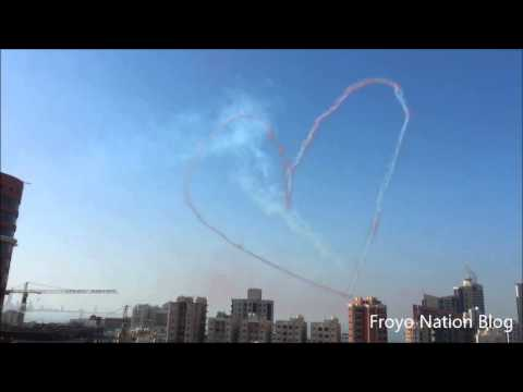 Jet Fighters Air Show - Kuwait National & Liberation Days 2013