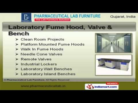 Laboratory Furnitures & Fume Hoods By Pharmaceutical Lab Furniture, Vadodara