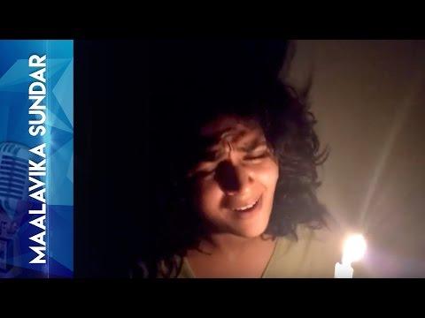 Inji Iduppazhaga - Maalavika Sundar Indian Idol