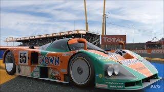 Forza Motorsport 7 - Mazda #55 Mazda 787B 1991 - Test Drive Gameplay (HD) [1080p60FPS]