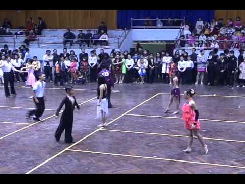HKPD 2009 - Nhi Đồng 1 , 2 Điệu - ChaCha - Rumba