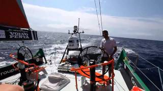 Nothing ventured, nothing gained | Volvo Ocean Race 2011-12