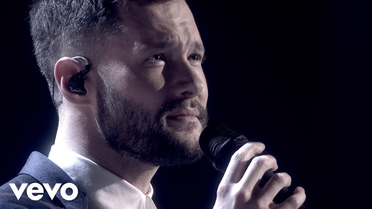 Calum Scott - Dancing On My Own - Live from the BRITs Nominations Show 2017