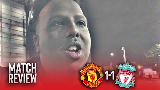 Ole handed it to Klopp! | Manchester United 1-1 Liverpool | Match Review