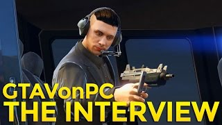 GTA V PC Editor - The Interview