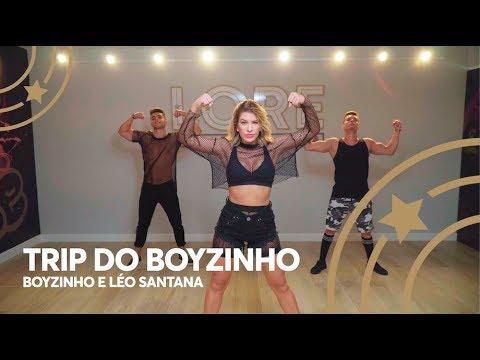 Trip do Boyzinho - Boyzinho e Léo Santana  Coreografia - Lore Improta