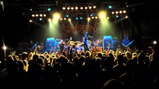 "Suffocation - ""Mass Obliteration"" Live in Warszawa - ""Progresja Music Zone"" 29.08.2015"