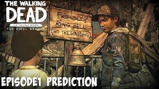 "The Walking Dead:Season 4: ""The Final Season"" Episode 1 Prediction - twd s4 episode 1"