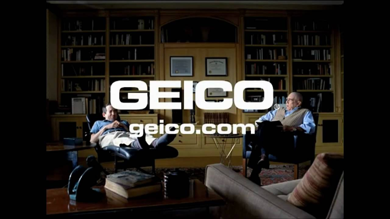 geico commercial - drill sergeant as therapist
