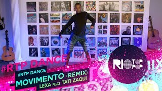 Video COREOGRAFIA | Movimento (remix) - Lexa feat. Tati Zaqui | #RTP DANCE download MP3, 3GP, MP4, WEBM, AVI, FLV Maret 2018