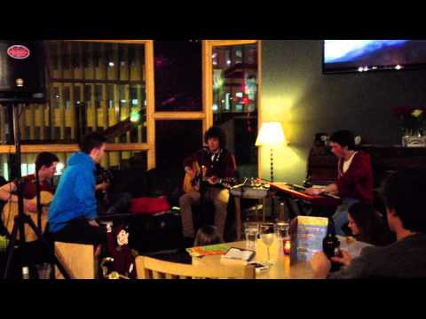 Ebony Day - A Live Acoustic Set At Flirt Cafe Bar