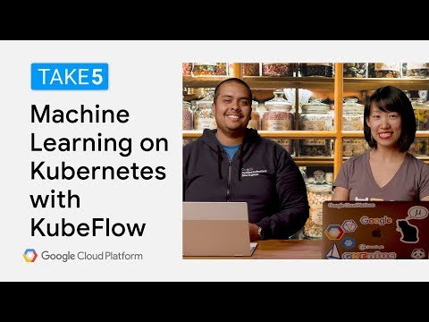 Machine Learning on Kubernetes with Kubeflow