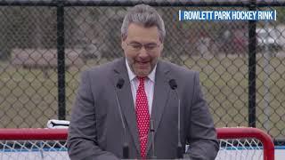 Rowlett Park Hockey Rink - Full Event