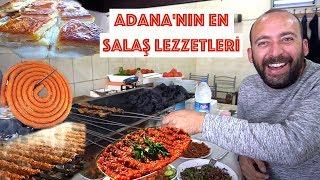 Adana'nın En Salaş Lezzetlerini Buldum: Adana Sokak Lezzetleri