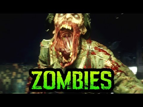 OFFICIAL WW2 ZOMBIES TRAILER REVEAL - IT'S GLORIOUS. HUGE BREAKDOWN, LIVE REACTION, & HYPE STREAM
