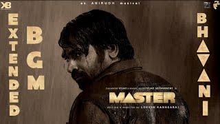 MASTER - Bhavani BGM   Anirudh   Vijay   Vijay Sethupathi
