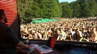 Fritz Kalkbrenner - Wes (Live auf dem Pollerwiesen Festival 1.0 in Dortmund Wischlingen)