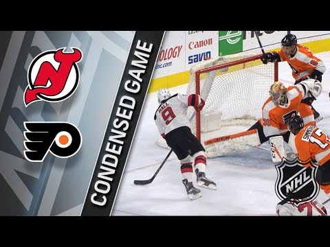 02/13/18 Condensed Game: Devils @ Flyers