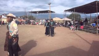 Song and Dance Navajo Nation Fair 2013