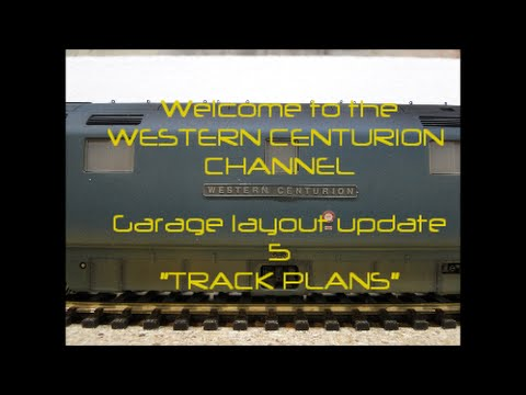 "Western Centurion layout update 5 ""Track Plans"""