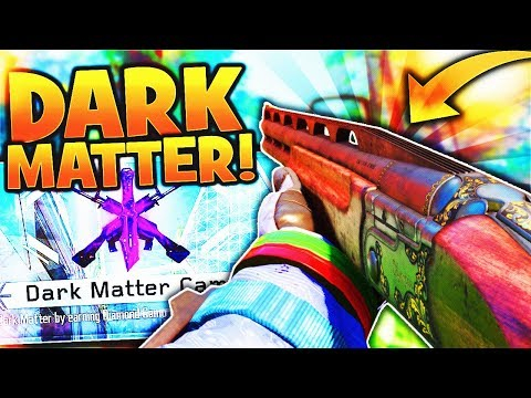 UNLOCKING DARK MATTER OLYMPIA... (Black Ops 3 Olympia New DLC Weapons)
