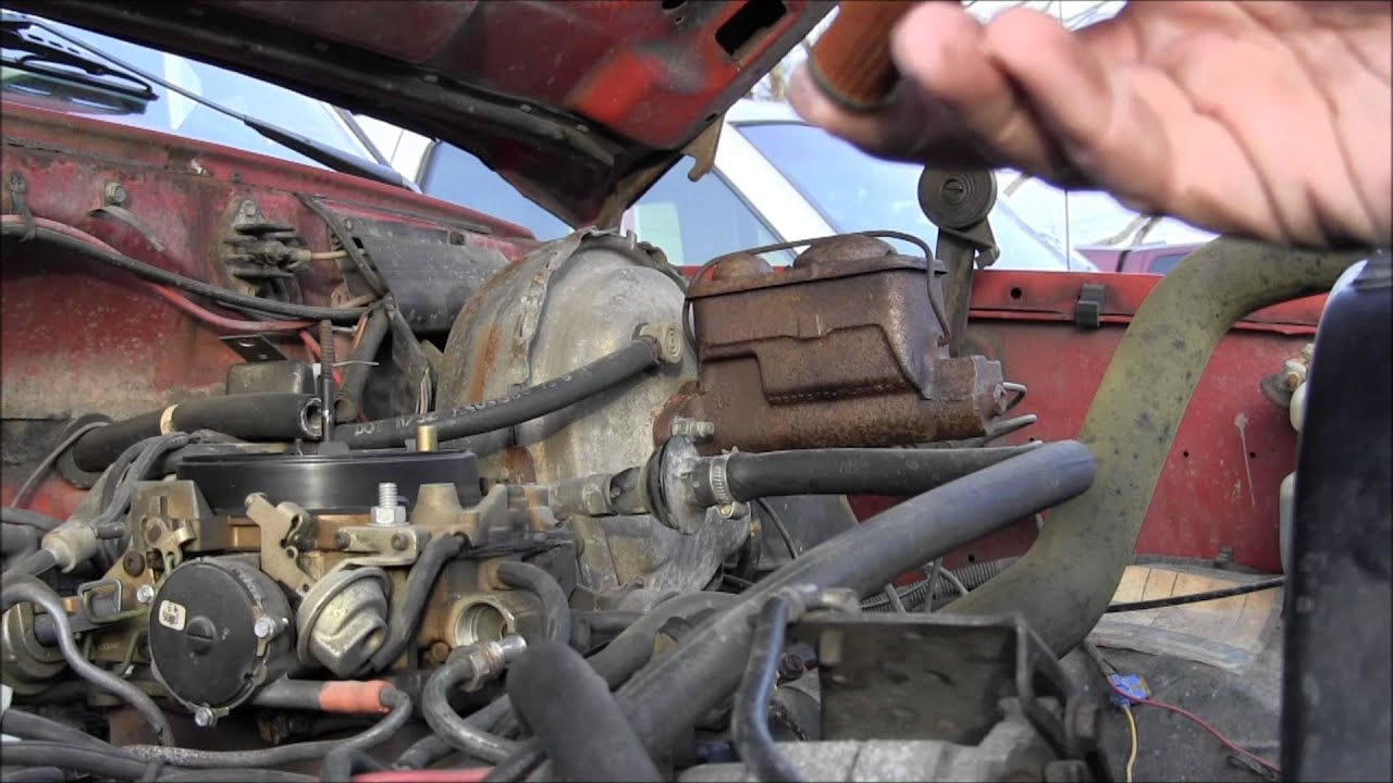Chevrolet Starter Wiring Diagram Fuel Pump For The 84 Chevy Pt 2 Youtube