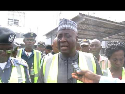 Security Sweep At Abuja Airport