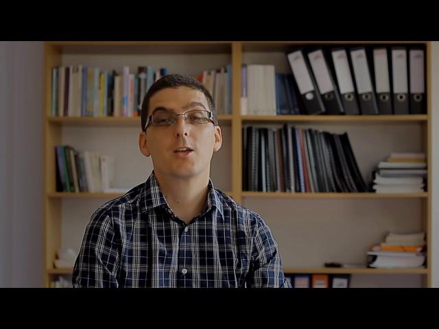 Mihai Iovu despre Practica de specialitate în asistență socială