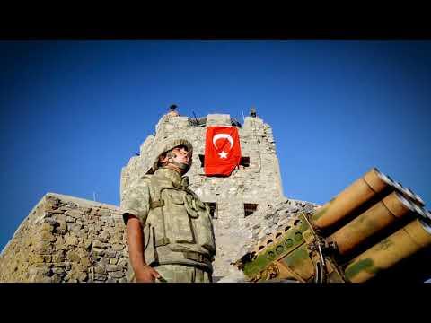 Azerin Afrin'deki Mehmetçik İçin Söylüyor