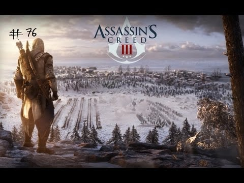 Assassin Creed III - Playthrough #76 [ PC HD ]