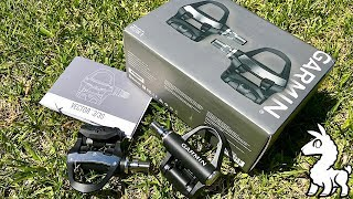 garmin Vector 3 Power Pedals: Unboxing, Install, Review