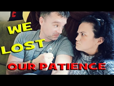 We Lost our Patience (Daily #964)