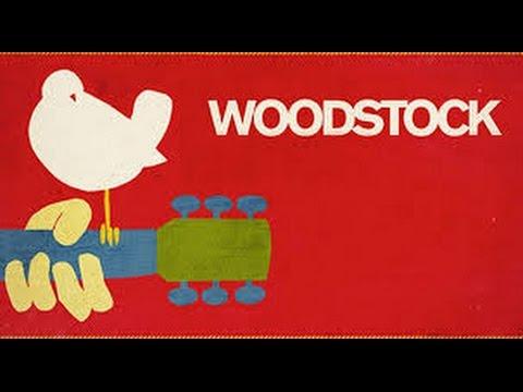 1969 Woodstock Music Festival (Then & Now)