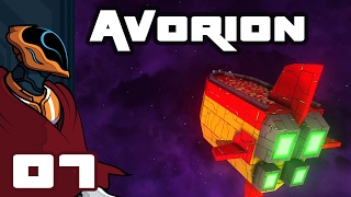 Let's Play Avorion - PC Gameplay Part 7 - The Spectator War