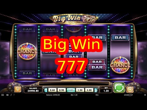 Big Win 777 Slot Review - More Than Meets The Eye? - 동영상