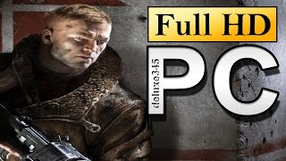Wolfenstein: The New Order Gameplay (PC HD)