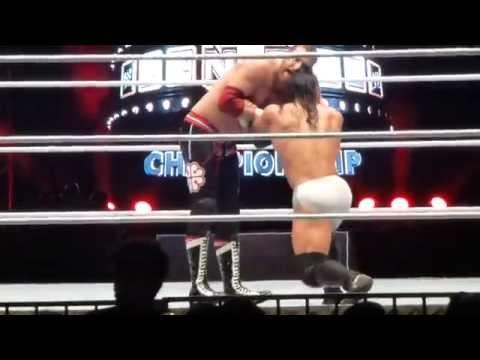 WWELIVE Malaysia 2014 DAY1
