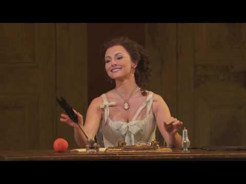 """Il Barbiere di Siviglia: """"Una voce poco fa"""" -- Isabel Leonard"""