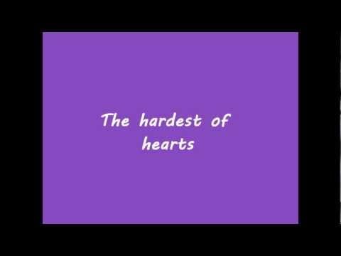 Florence + The Machine - Hardest Of Hearts Lyrics