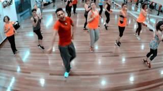 Nacho Ft Marc Anthony & Gente De Zona Bailame - choreo emanuel