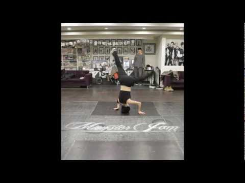 GLAM ZINNI 글램 지니 - I Like that(B-boying remix ver.) practice