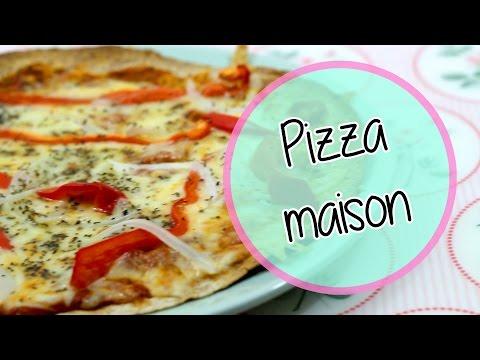 pizza-maison-sur-tortilla-–-recette-#végélife