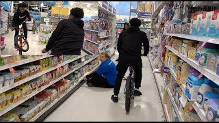 TRYING TO GET KICKED OUT TOYS R US CHALLENGE FT. TAY & JAS PART2