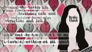 She ; Dodie Clark ; Lyrics