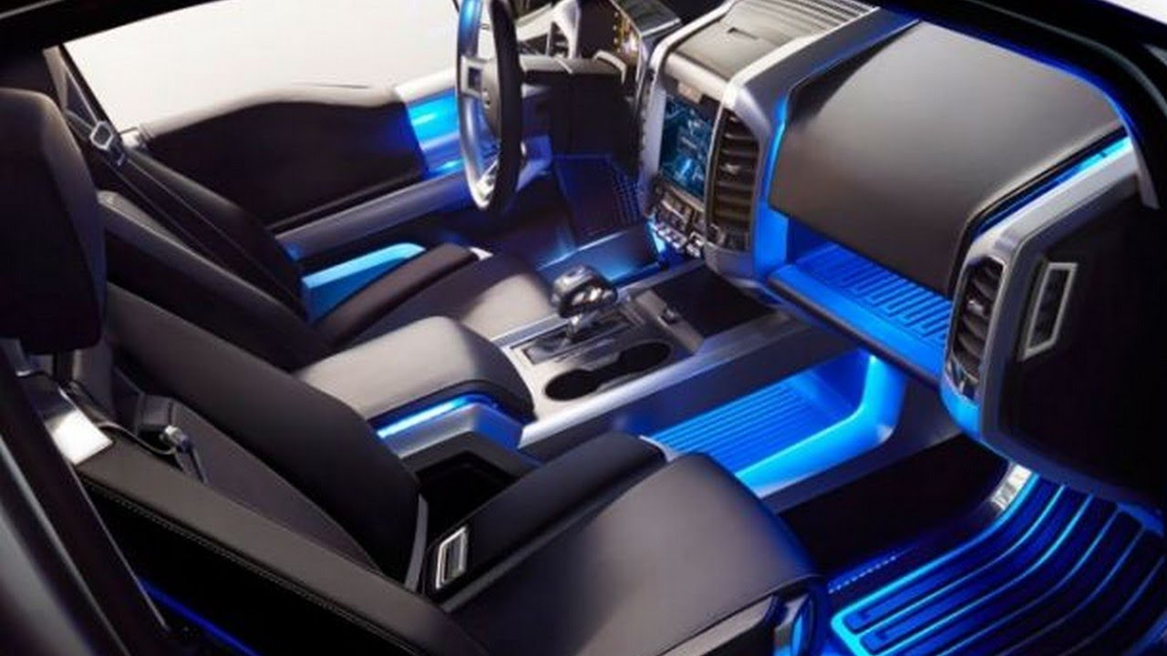 2020 Ford Bronco Interior Youtube