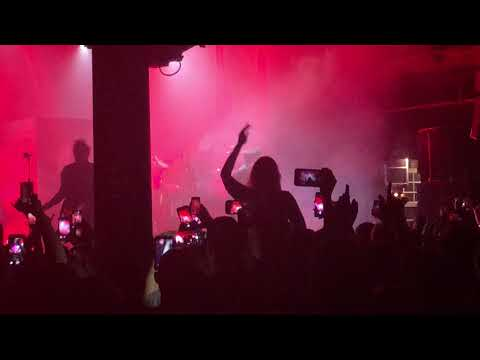 Marilyn Manson - The Beautiful People @ The Fillmore Charlotte - Charlotte, N.C. (08/01/18)